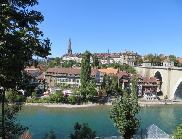 Summer in the city - welche 5 Orte in Bern mir den Sommer gerettet haben