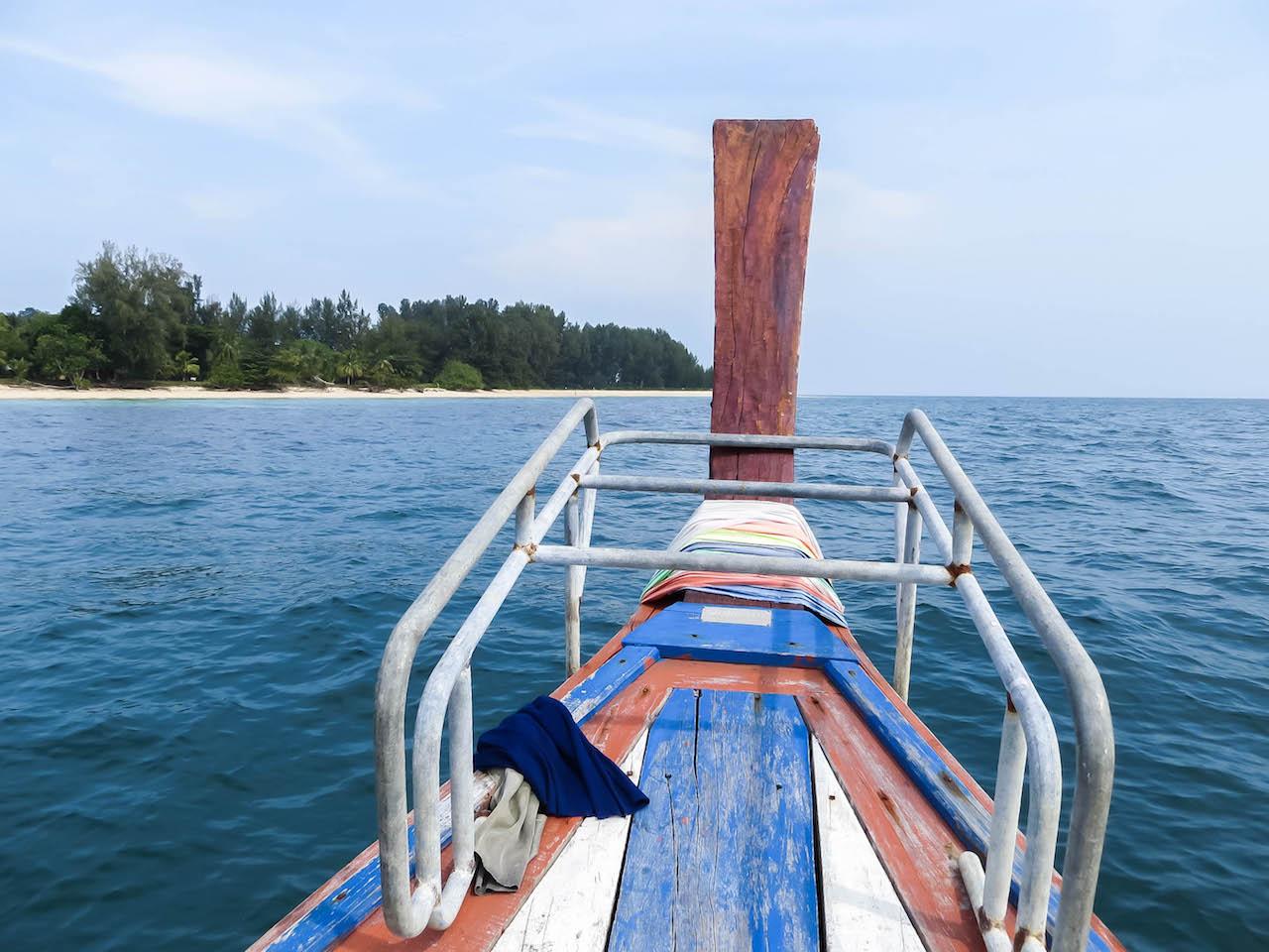 Auf zu den Inseln in der Andamanensee!
