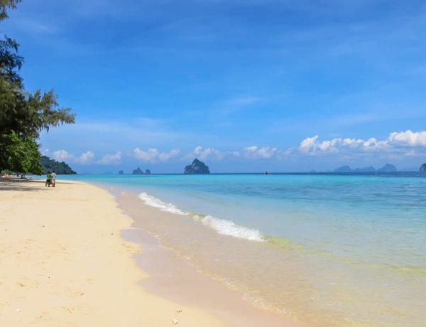 Koh Kradan, die Honeymoon Island.