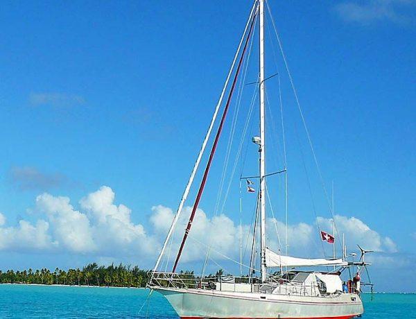 Mit dem Segelboot um die Welt - ein Interview