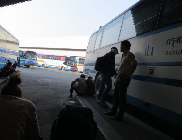 Grenzübergang Thailand-Kambodscha: so läufts wirklich