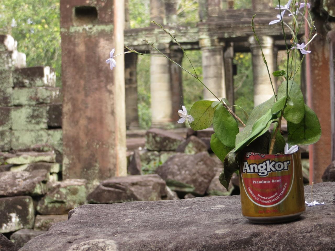 Angkor Wat gehört zu jeder Kambodscha Reise dazu.