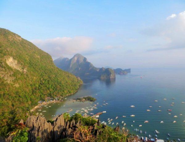 Inselhopping, Klettern und Chillen in El Nido
