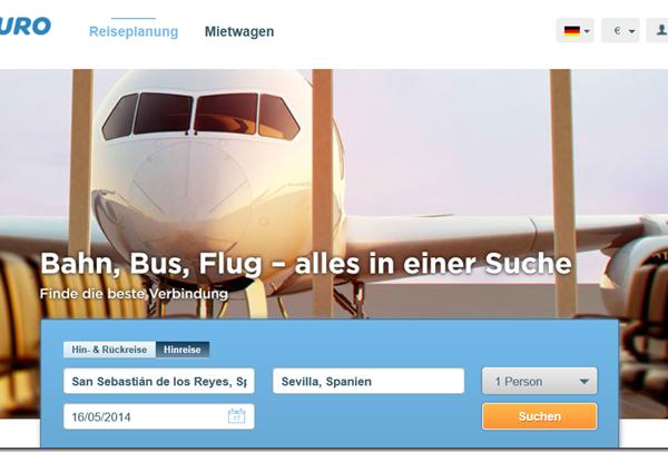 GoEuro - Die neue Reisesuchmaschine für Europa im Praxistest