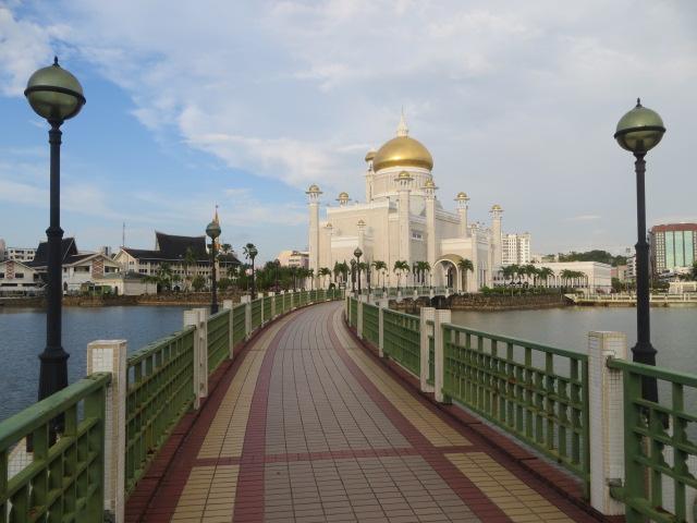 Bandar Seri Begawan, die wohl langweiligste Hauptstadt der Welt