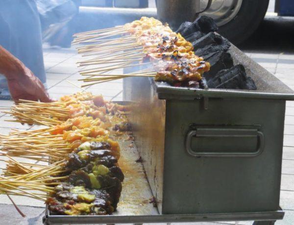 Essen in Malaysia, ein Traum für alle Foodies!