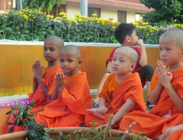 Wesak Day - Wenn Buddha Geburtstag feiert
