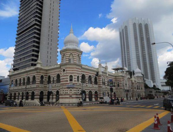 Was du in Kuala Lumpur gesehen haben musst