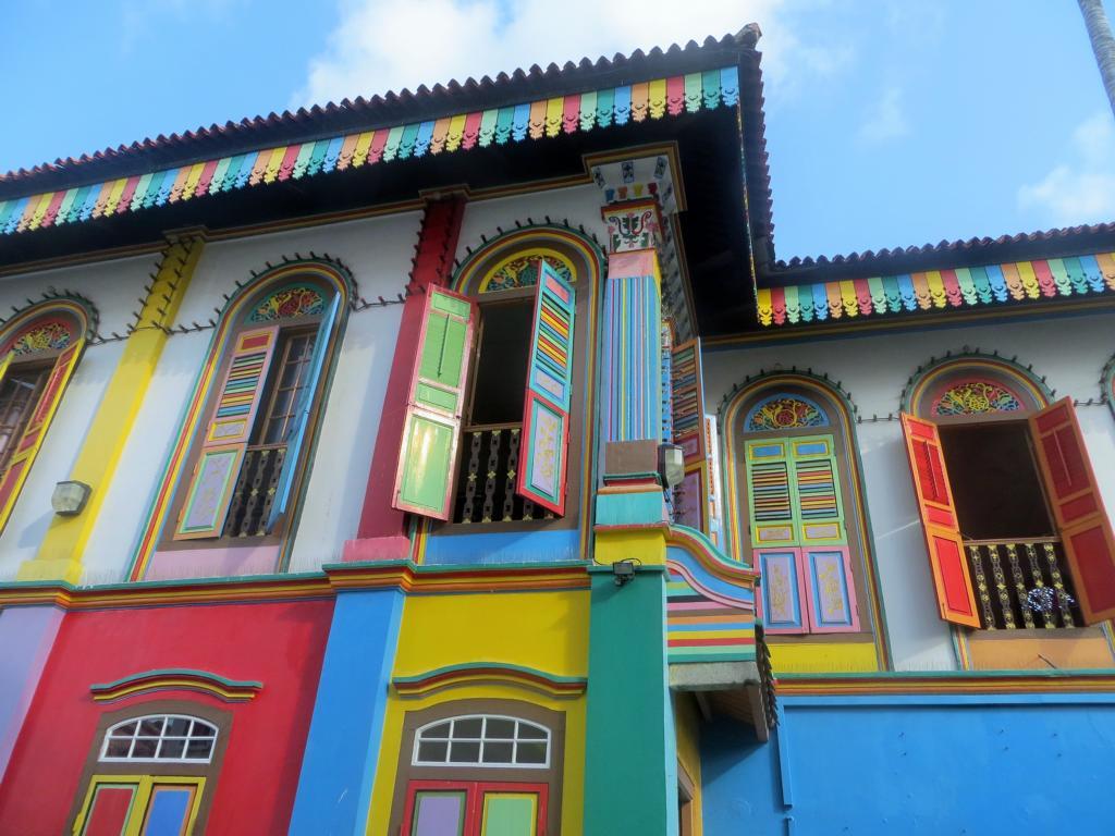 Singapur, eine Stadt voller spannender Kontraste