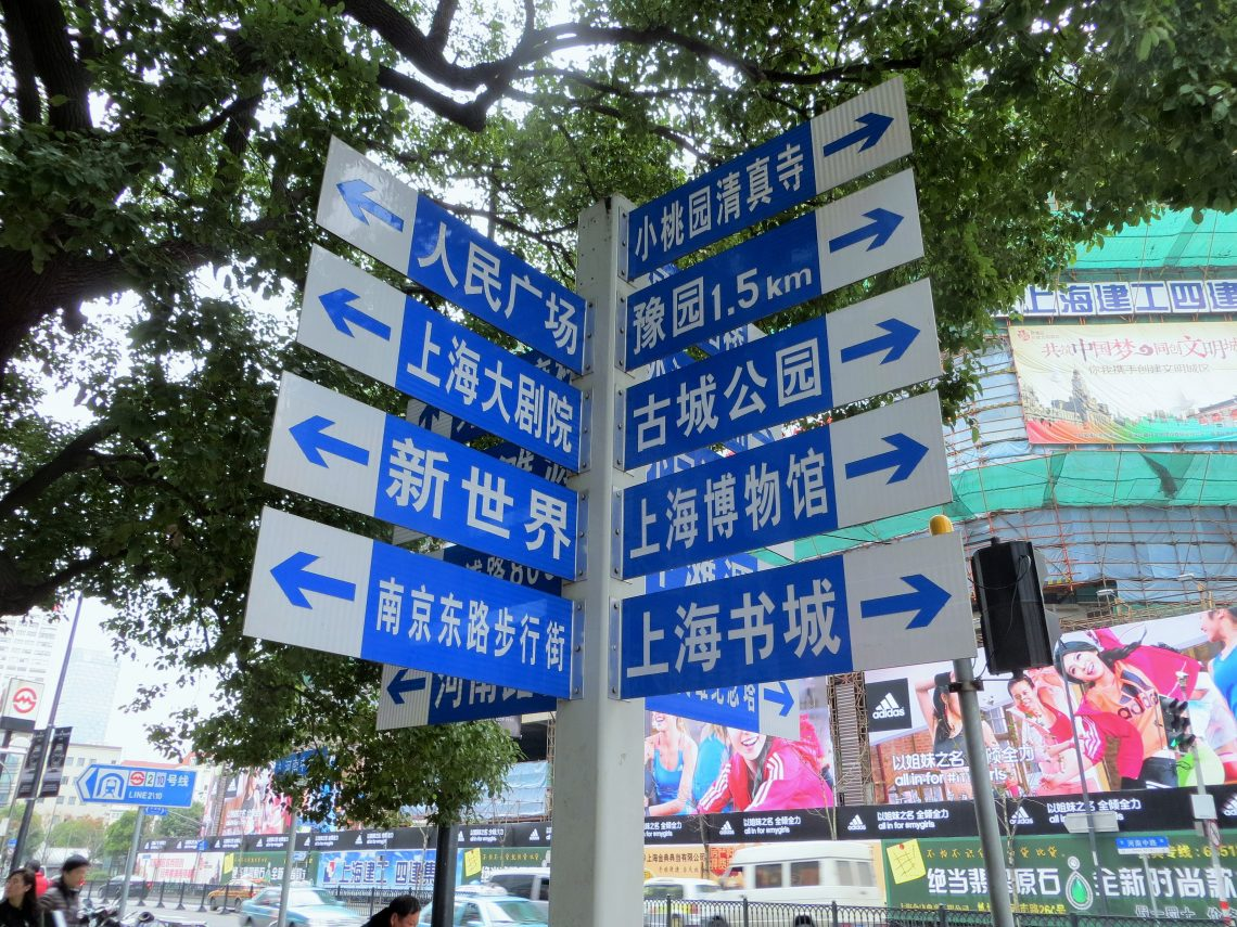 Welches ist der richtige Weg?