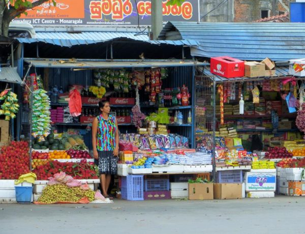 Tops und Flops in Sri Lanka