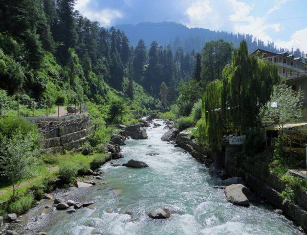 Manali - Wie die Schweiz, nur auf indisch