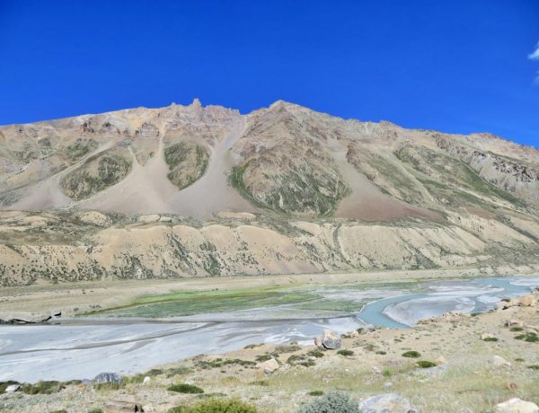 Ladakh ist dort, wo Gott sein Meisterwerk vollbracht hat
