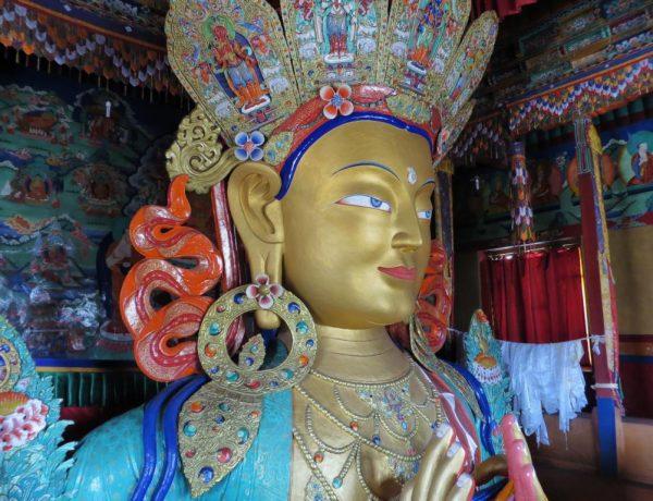 Klöster, Maskentänze und Gebetsmühlen im indischen Leh