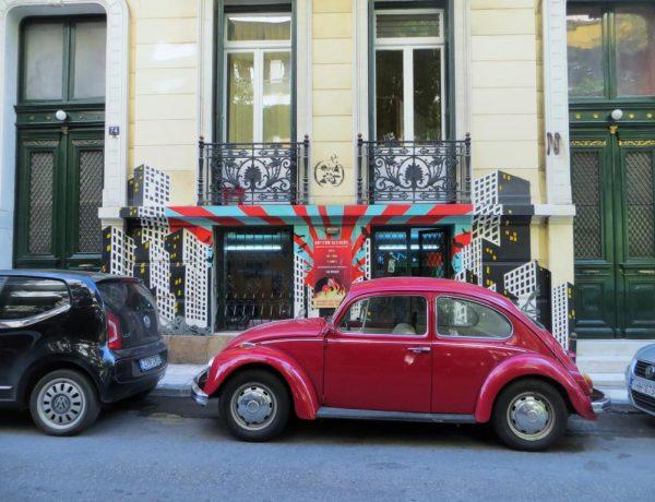 Psiri, Monastiraki und Exarchia - Athens coolste Viertel