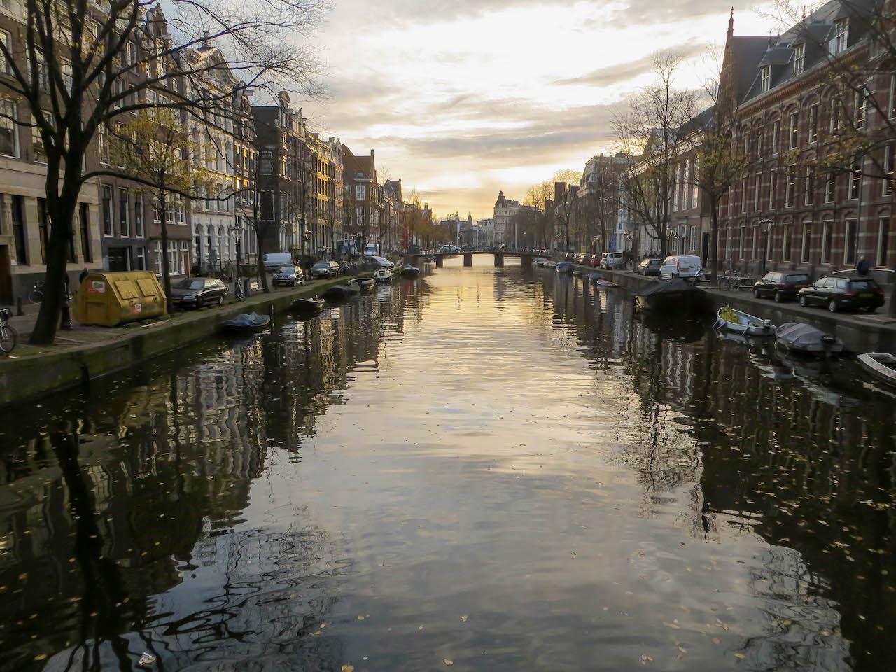 Ach, du wunderschönes Amsterdam!