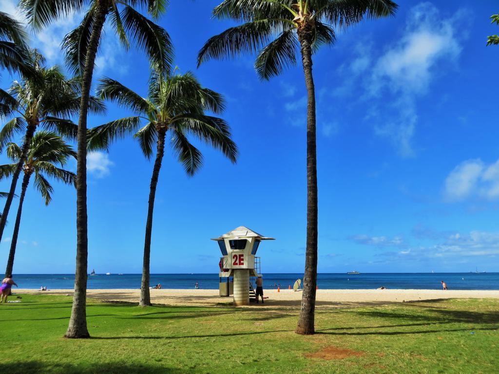 Der Waikiki Beach auf Hawaii als Bildstrecke | Rapunzel