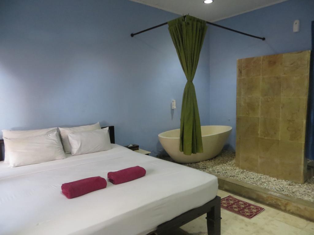 Es gibt wahre Hotelperlen - wie hier in Kuta auf Bali