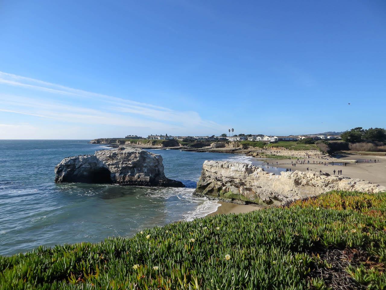 Wunderschönes Santa Cruz.