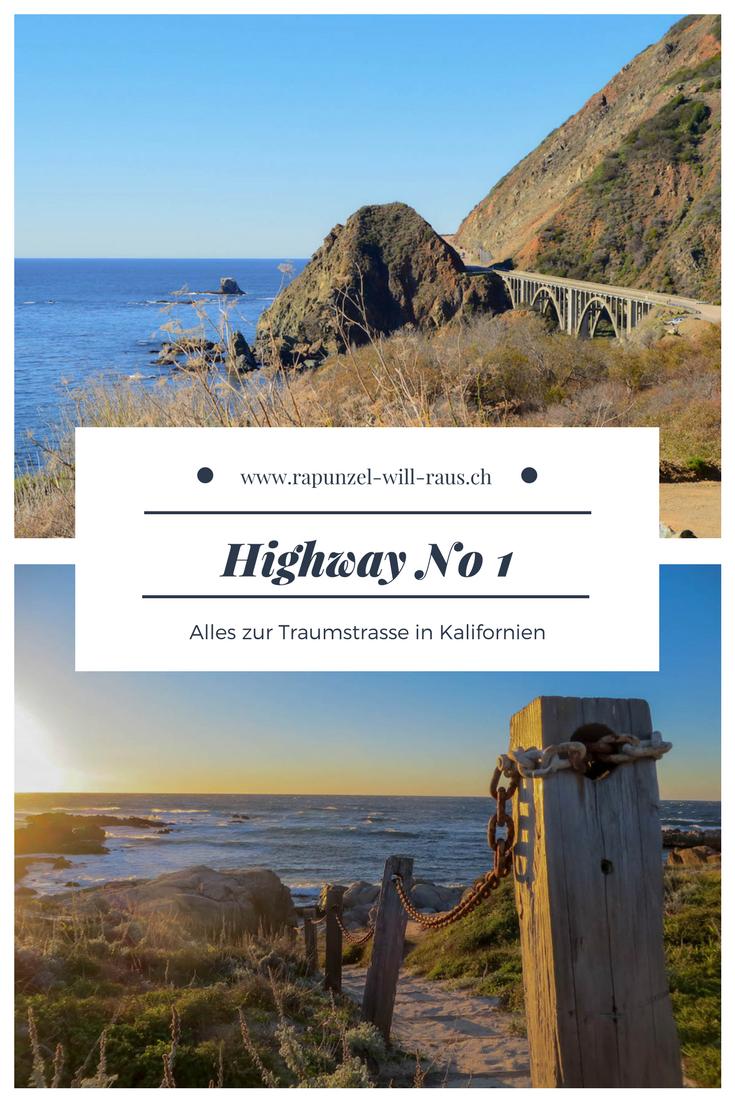 Traumstrasse Amerikas: Der Highway 1 in Kalifornien