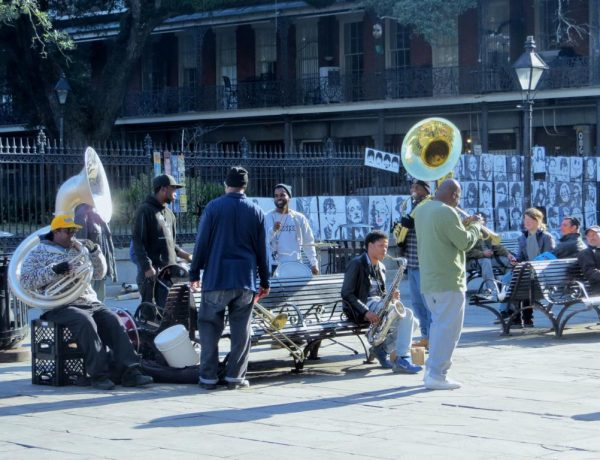 Groovin' in New Orleans