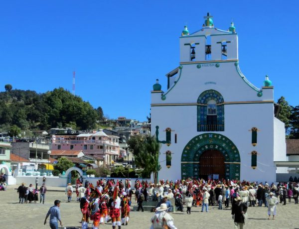 San Cristóbal de las Casas - Die Perle im Hochland Chiapas