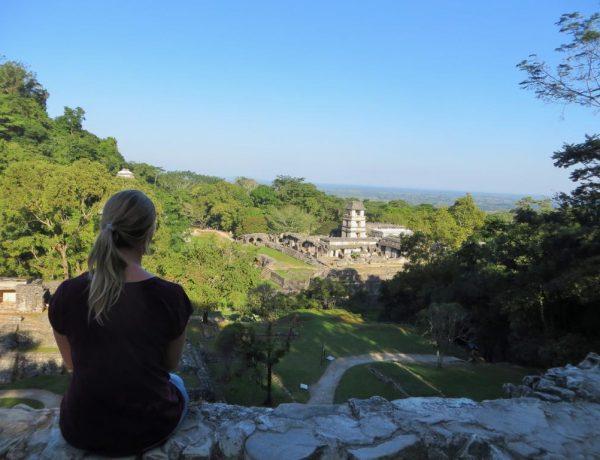 Palenque und die Mayaruinen im Dschungel Mexikos