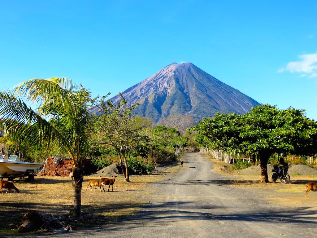 Isla Ometepe in Nicaragua