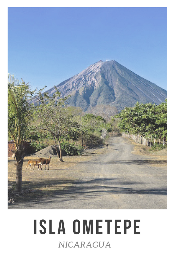 Isla Ometepe - Zwillingsvulkaninsel im Nicaraguasee