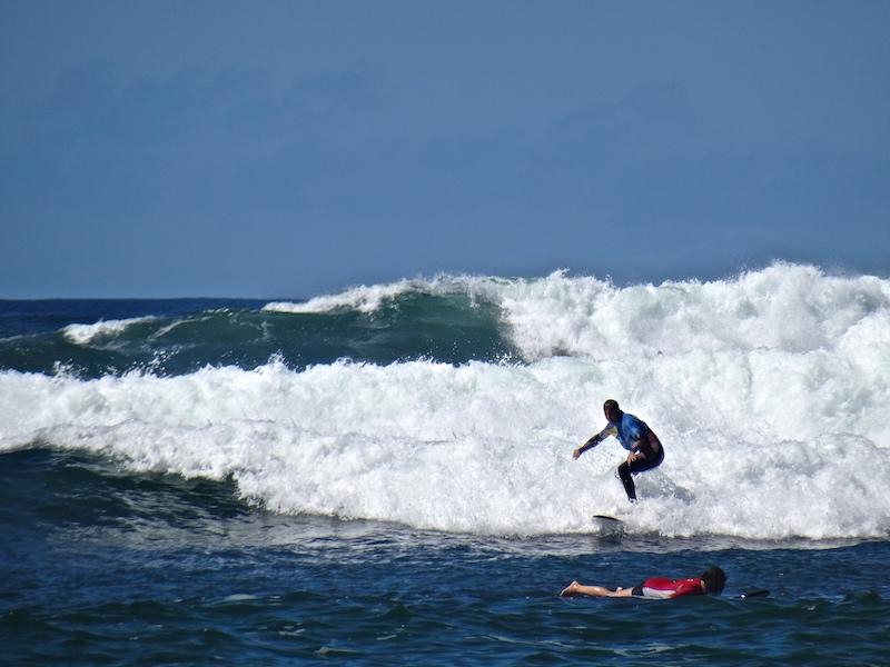 Surfen auf Fuerteventura. Oder vom Beginn einer Leidenschaft.