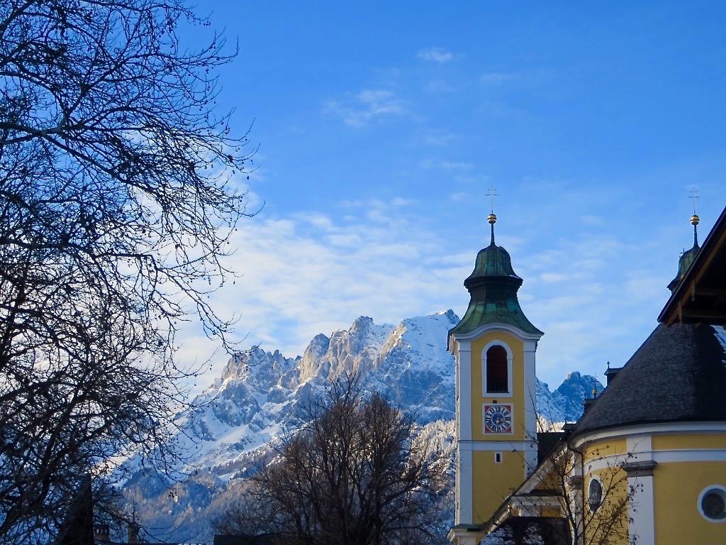 So schön ist es in Tirol...