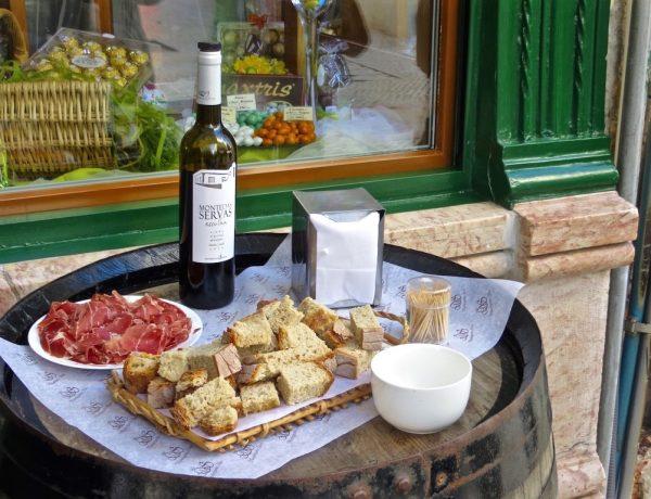 So lässt sich die Küche Lissabons doch bestens geniessen.