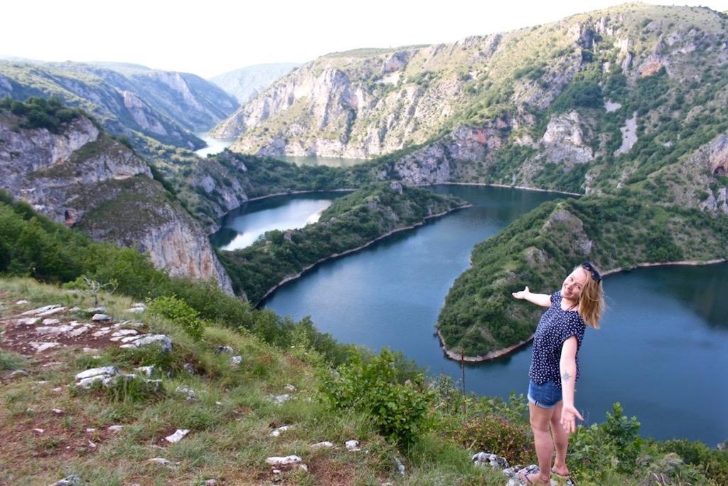 Hallo Uvac! So schön ist Serbien!