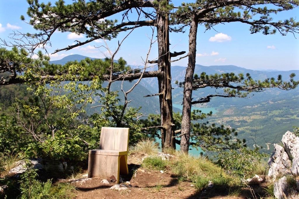 Tolle Aussichtspunkte und Wanderungen im Tara Nationalpark.