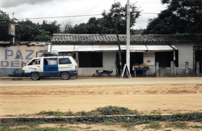 Kleinstadtleben in Paraguay...