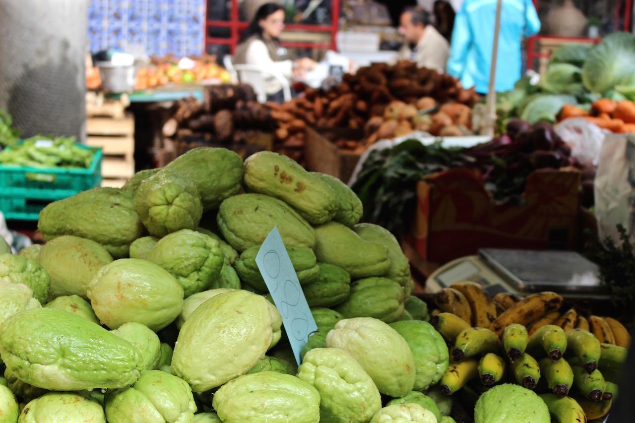 Der Markt in Funchal....