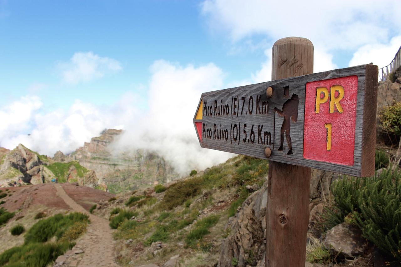 Eine Levada Wanderung ist ein Muss bei einem Madeira Aufenthalt.