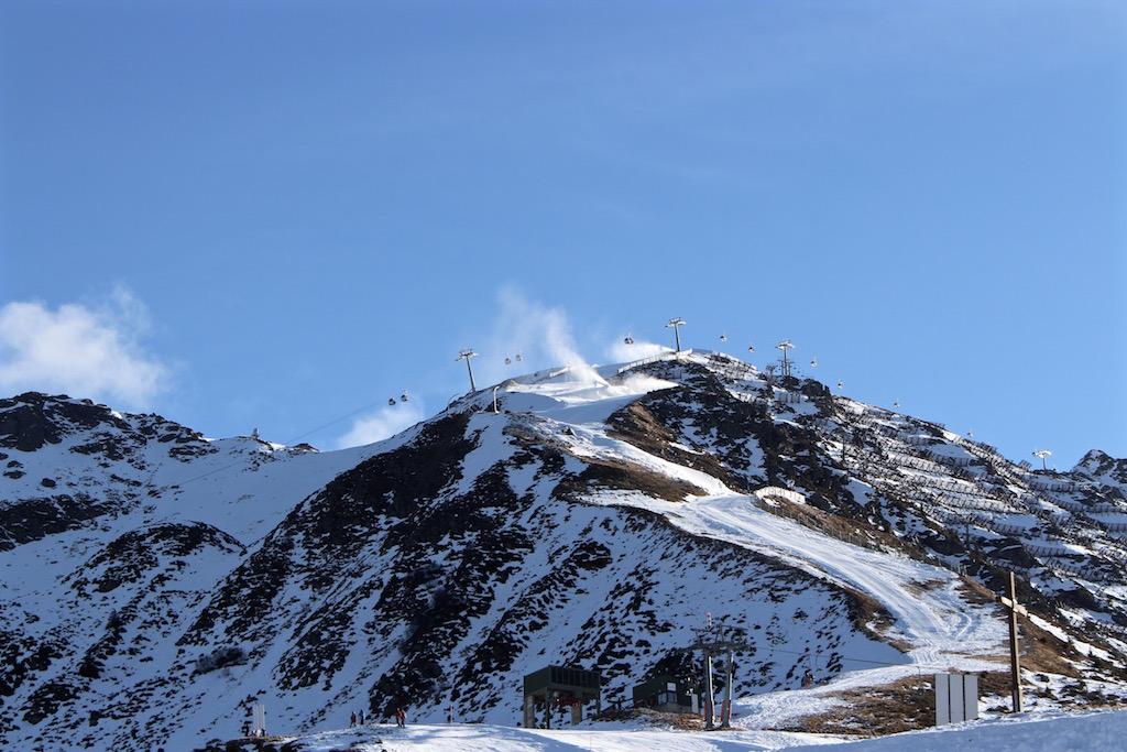 Auf Schneesuche im Montafon...