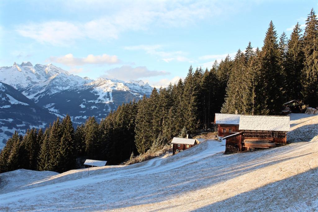 Die schlichte Schönheit der Bergwelt.