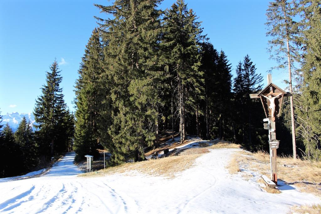 Montafon, Österreich.
