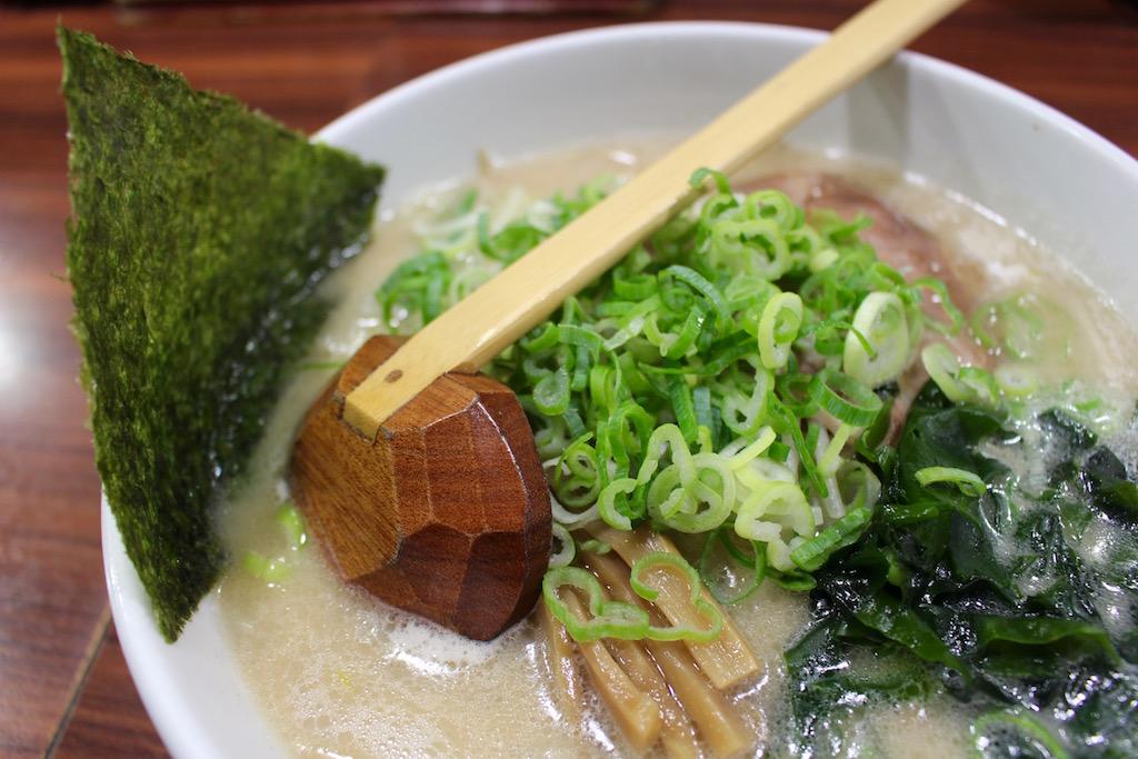 Das Essen in Tokio ist der Wahnsinn und schmeckt unglaublich gut!