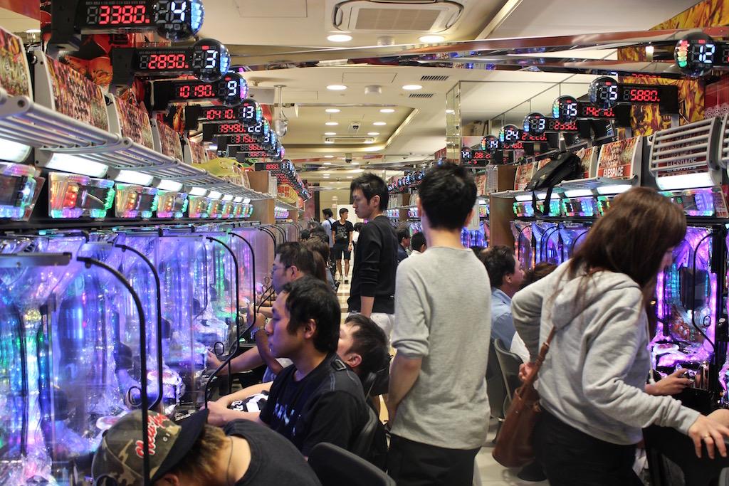 Gamehallen in Akhinabara.