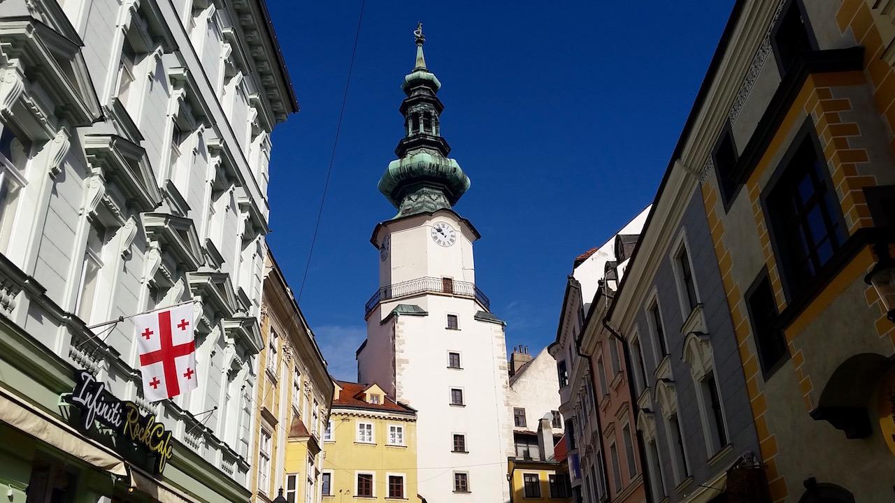 Hübsches Bratislava!