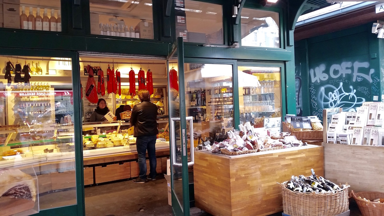 Hallo Naschmarkt!