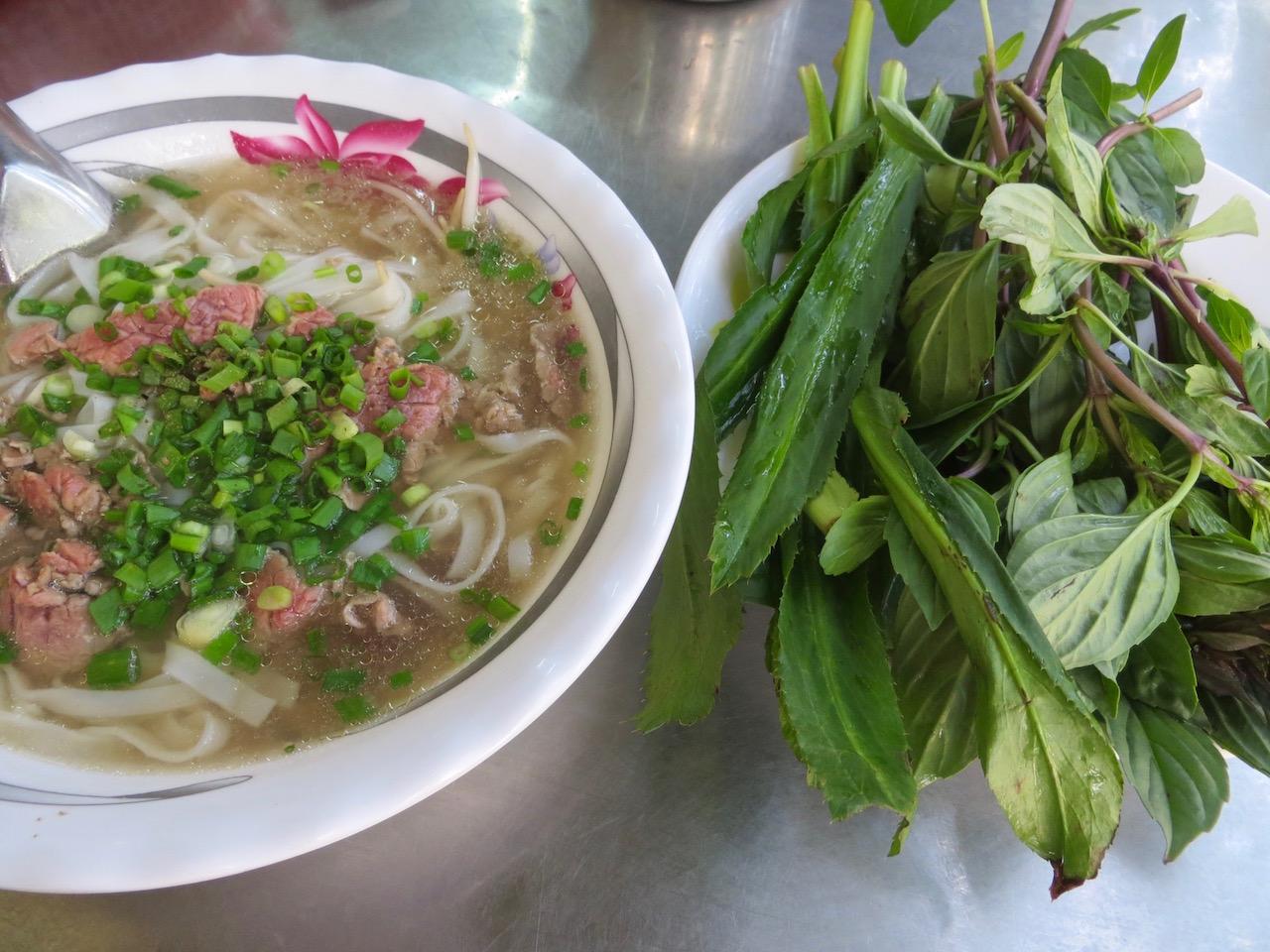 Vietnamesisches Essen kann einfach alles.