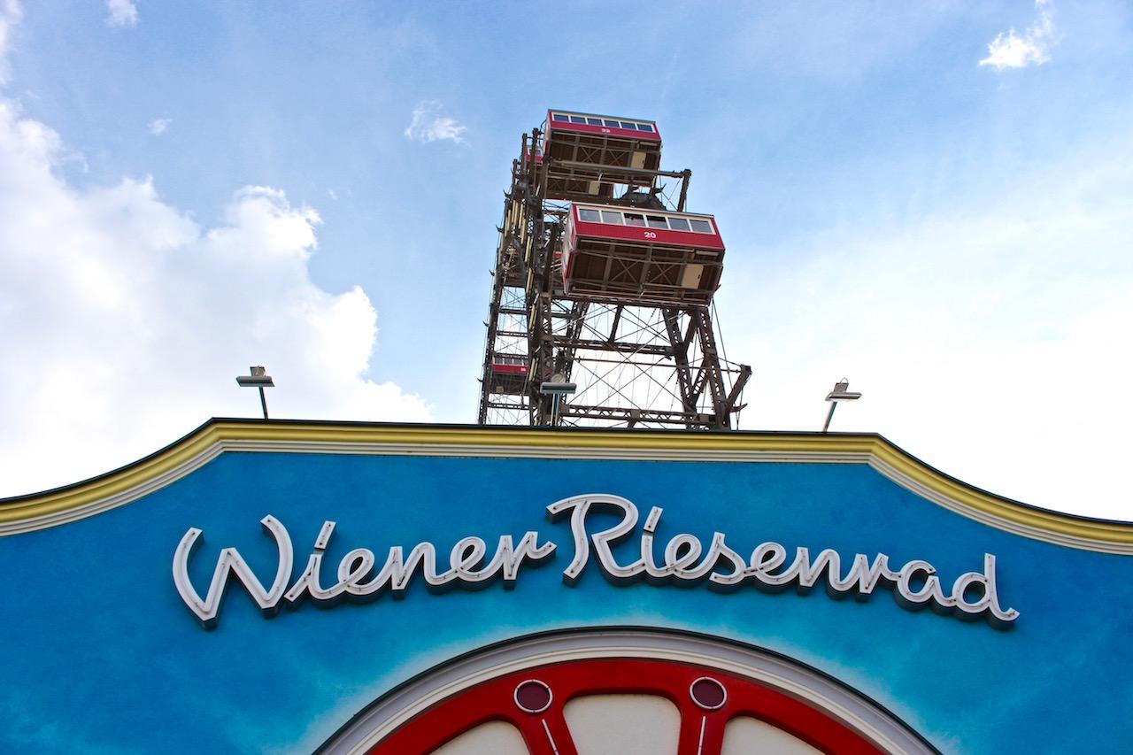 Das Wiener Riesenrad!