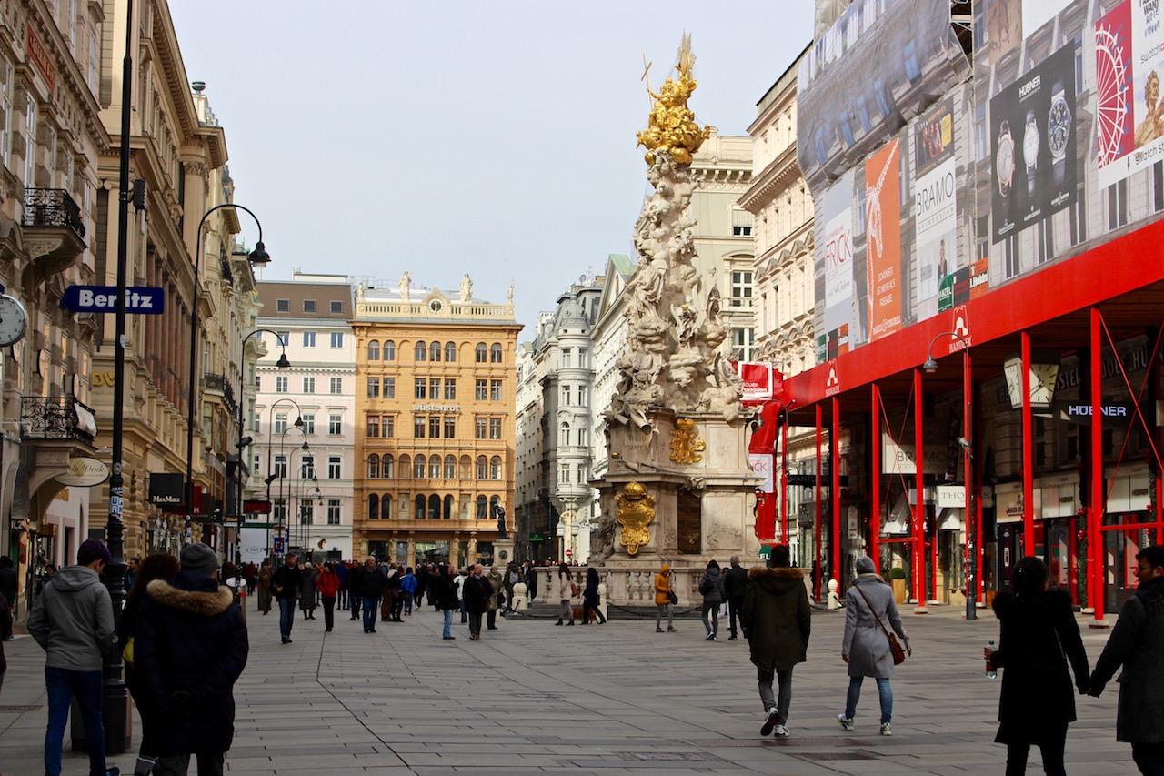 Wiens Innenstadt