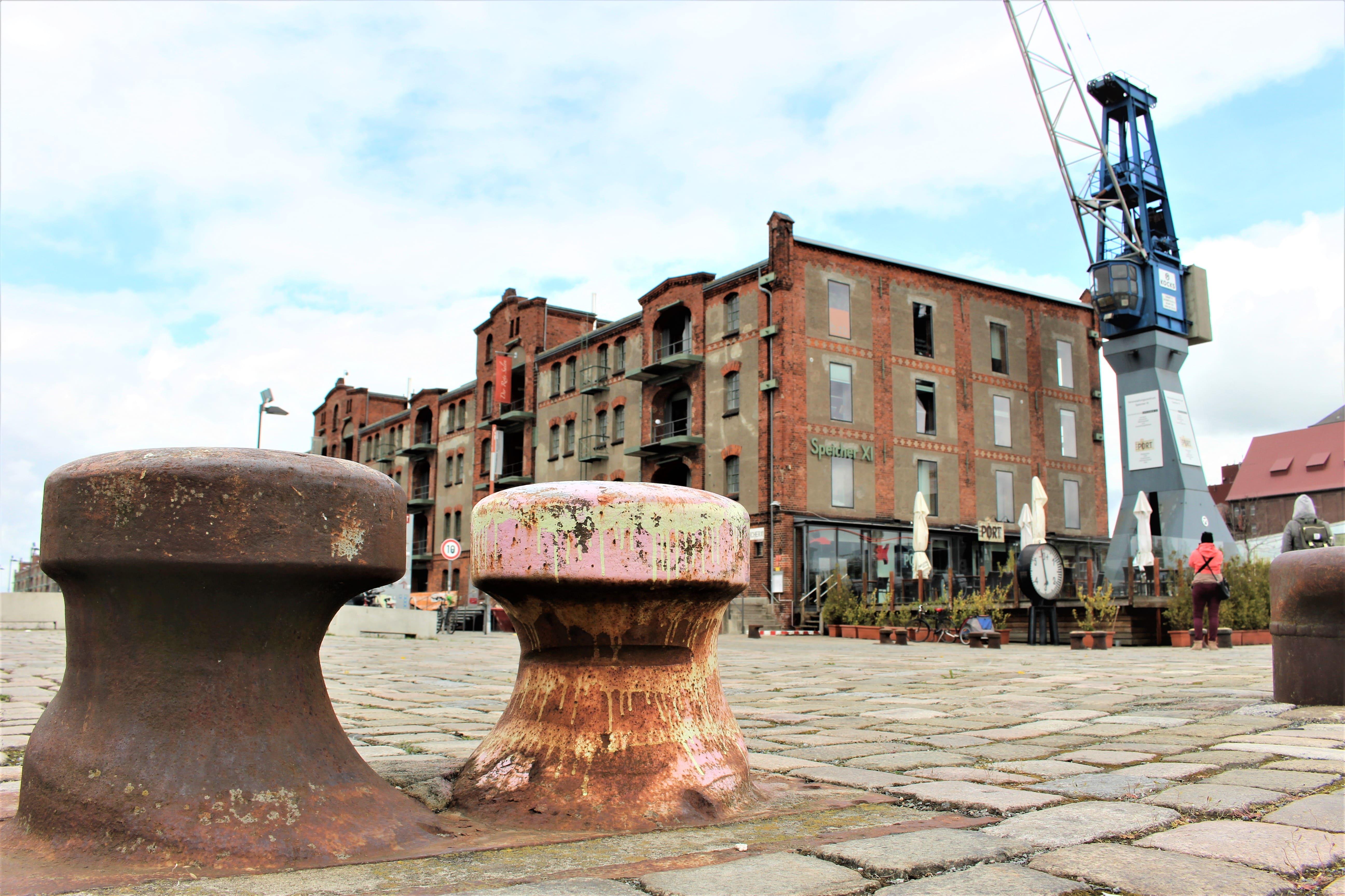 Die Stadt gibt wundervolle Fotomotive ab.