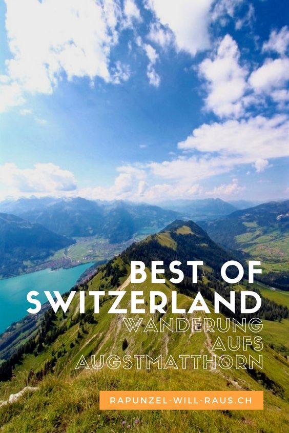 Best of Switzerland: Von Interlaken über den Hardergrat zum Augstmatthorn