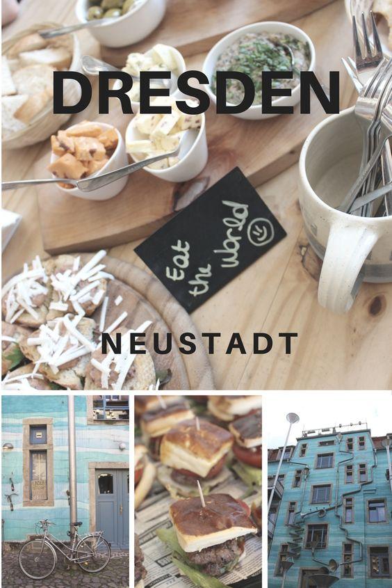 Auf kulinarischen Wegen durch Dresdens Neustadt